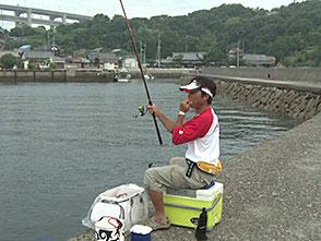 チヌ道一直線 43 岡山県・下津井の紀州釣り。小型中心の夏季に年なしを求める!