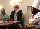 みうらじゅんのマイブームクッキング シーズン2 第8話 ジャージャー坦々麺 × 井筒和幸