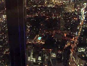 東京高層夜景 オープニング