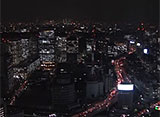 東京高層夜景 マンダリン オリエンタル 東京(日本橋三井タワー)