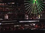 東京高層夜景 テレコムセンター