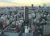 東京高層夜景 DAY編