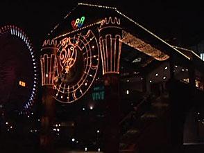 ウィンターイルミネーション 横浜ワールドポーターズ Fantastic Christmas