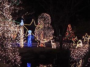ウィンターイルミネーション 宮ヶ瀬クリスマスみんなのつどい