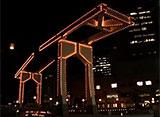 ウィンターイルミネーション 神戸ハーバーランド 神戸ガス燈通りのイルミネーション