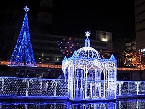 ウィンターイルミネーション 天神のクリスマスへ行こう2007