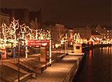 世界遺産のクリスマス リューベック (ドイツ)