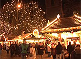 世界遺産のクリスマス ブレーメン (ドイツ)