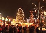 世界遺産のクリスマス ドレスデン (ドイツ)
