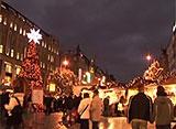 世界遺産のクリスマス プラハ (チェコ)