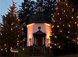 クリスマス街道 オーベルンドルフ(オーストリア)
