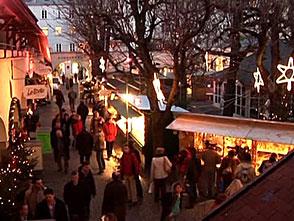 クリスマス街道 ザルツブルク(オーストリア)