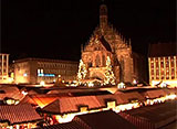 クリスマス街道 ニュルンベルク(ドイツ)