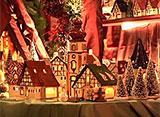 クリスマス街道 ローテンブルク(ドイツ)