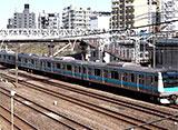 記憶に残る列車シリーズ 関東の幹線をささえる列車−大宮、豊田、松本− #4