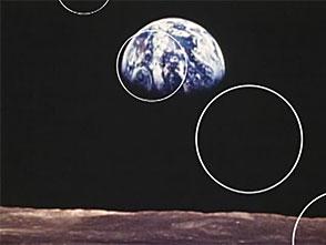 宇宙から見た地球 オープニング