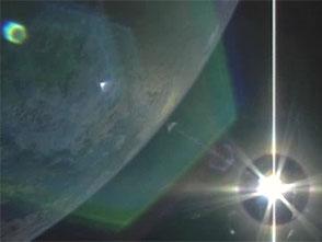 宇宙から見た地球 ナレーション・ムービー 語り始めた地球