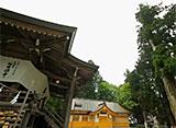 パワースポット・ヒーリング 戸隠神社