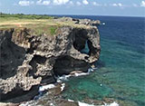 沖縄・美ら島百景/本島・宮古島を訪ねて 【本島】真栄田岬・万座毛