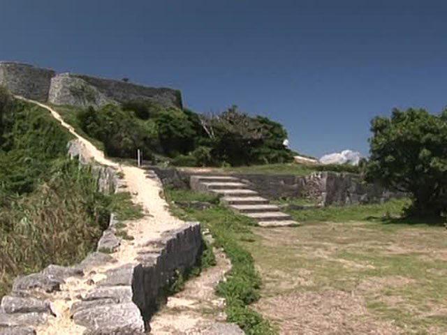 沖縄・美ら島百景/本島・宮古島を訪ねて 【本島】勝連城跡・座喜味城跡