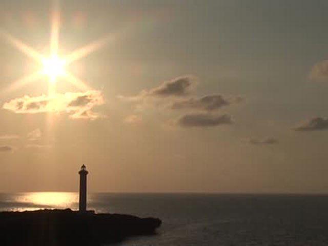 沖縄・美ら島百景/本島・宮古島を訪ねて 【本島】残波岬