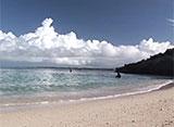沖縄・美ら島百景/本島・宮古島を訪ねて 【宮古島】砂山ビーチ・西平安名崎周辺