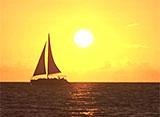 沖縄・美ら島百景/本島・宮古島を訪ねて 【宮古島】来間大橋と前浜ビーチ