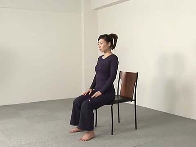 大場いたる監修 呼吸革命・呼吸体操 エクササイズ Part2「落とす」