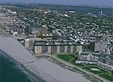 ニューヨーク空撮クルージング デイ・フライト#1 Departure - Long Island to Brooklyn