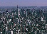ニューヨーク空撮クルージング デイ・フライト#3 Mid-Town Manhattan