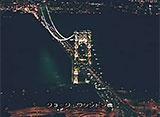ニューヨーク空撮クルージング ナイト・フライト#2 Upper West - Bronx - Queens