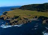 北海道「空撮百景」 空から見る風景遺産 Part1【道東エリア】 知床