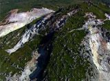北海道「空撮百景」 空から見る風景遺産 Part1【道東エリア】 屈斜路湖