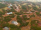 北海道「空撮百景」 空から見る風景遺産 Part2【道北エリア】 秋の大雪山