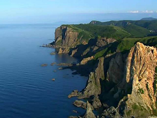 北海道「空撮百景」 空から見る風景遺産 Part3【道央エリア】 積丹半島