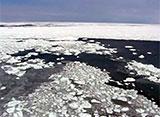 北海道「空撮百景」 空から見る風景遺産 Part5【冬の北海道】 オホーツク海の流氷