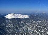 北海道「空撮百景」 空から見る風景遺産 Part5【冬の北海道】 冬の阿寒