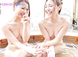 W女優おんせん #7 仁美まどか、渋谷美希×熱海伊豆山「うみのホテル中田屋」(後編)