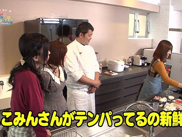 心美&ひびき&るか&絆の 当たって砕けろ!! 料理編 その(2)