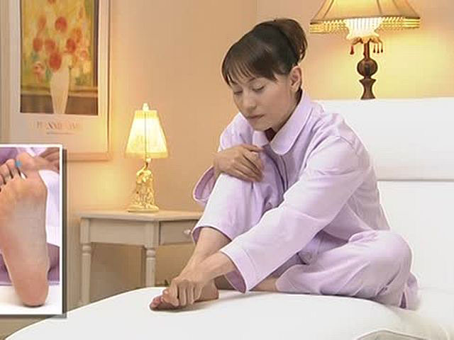 快眠シアター Part1 快眠ワンポイント 〜快眠ツボマッサージ〜