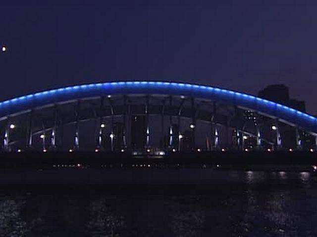 東京ウォータークルージング/リバークルーズ編 トワイライト&ナイト・クルージング