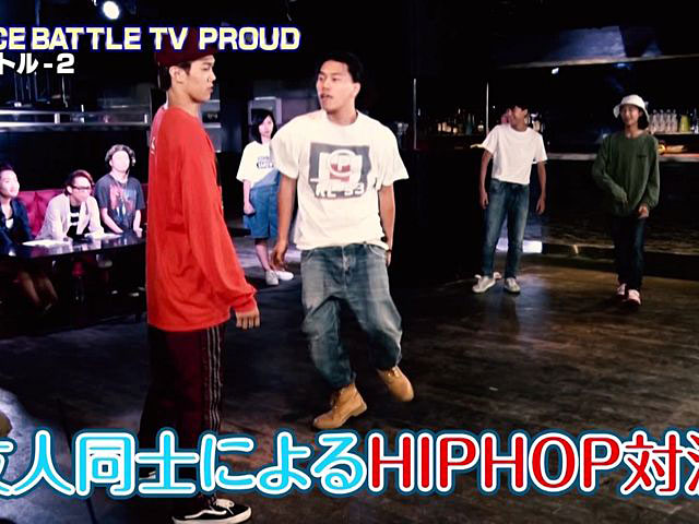 DANCE BATTLE TV PROUD #5