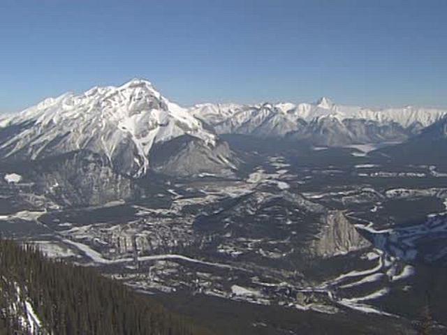 世界の絶景 カナディアン・ロッキー山脈自然公園群/カナダ