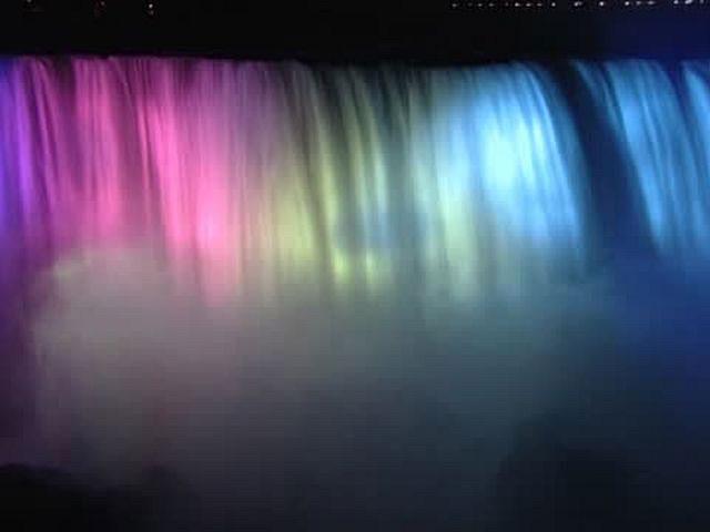 世界の絶景 ナイアガラの滝/アメリカ・カナダ