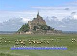 世界の絶景 モン・サン・ミシェル/フランス