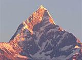 世界の絶景 ヒマラヤの山々/ネパール
