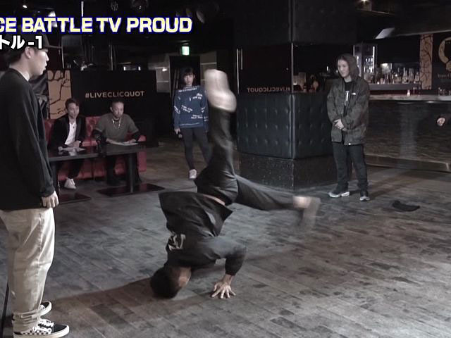 DANCE BATTLE TV PROUD #9