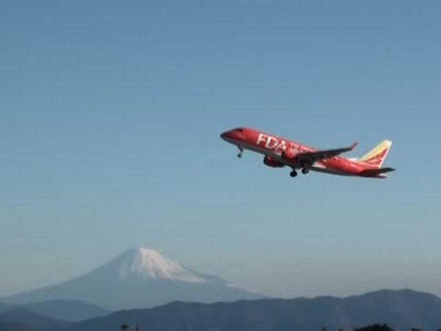 日本の空港 映像図鑑 静岡空港(富士山静岡空港)