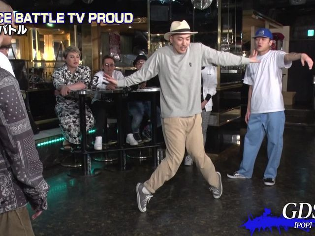 DANCE BATTLE TV PROUD #12