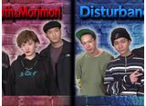 DANCE BATTLE TV PROUD シーズン3 #1 I-muth&MoriMori vs. Disturbance 1回戦の勝者(I-muth&MoriMori) vs. Oddball (先鋒戦まで)